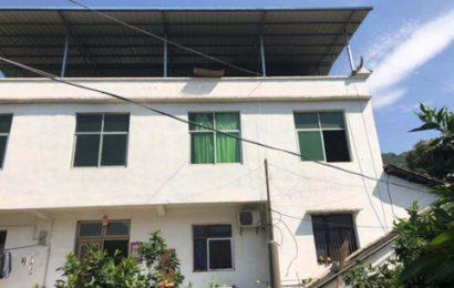 村民诉称修路占其房屋基地未获补偿还被打伤