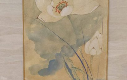 莲开并蒂·笔墨传情——韩残沙仲夏良缘艺术雅集在京举行